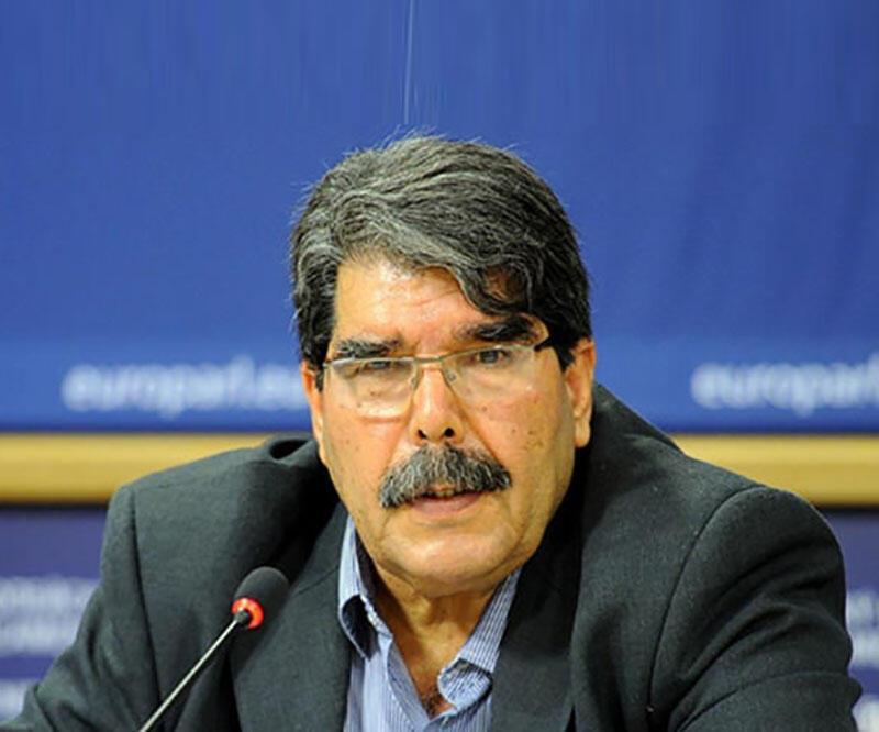Salih Müslim: 'Rojava'ya katılması Rakka halkına bağlı'