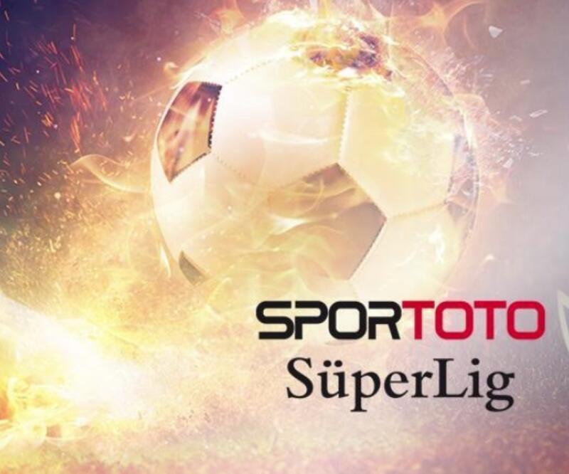 Süper Lig puan durumu 33. hafta: Küme düşme hattında durum nasıl?