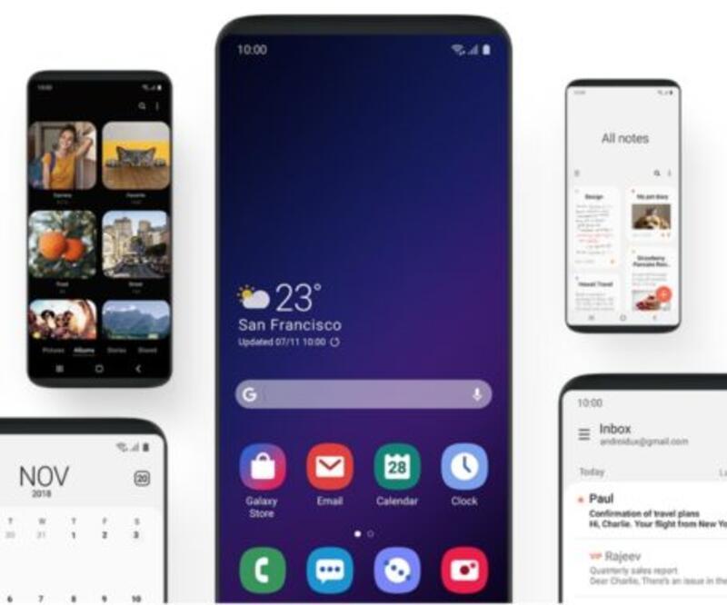 Samsung One UI ile batarya tüketimi azalıyor