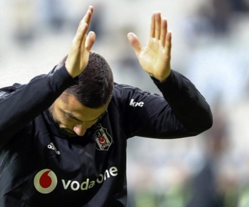 Burak Yılmaz'ın Beşiktaş formasıyla derbi golü yok