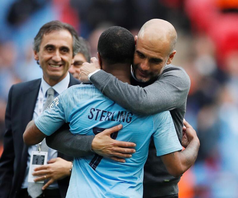 Manchester City'den tarihi başarı
