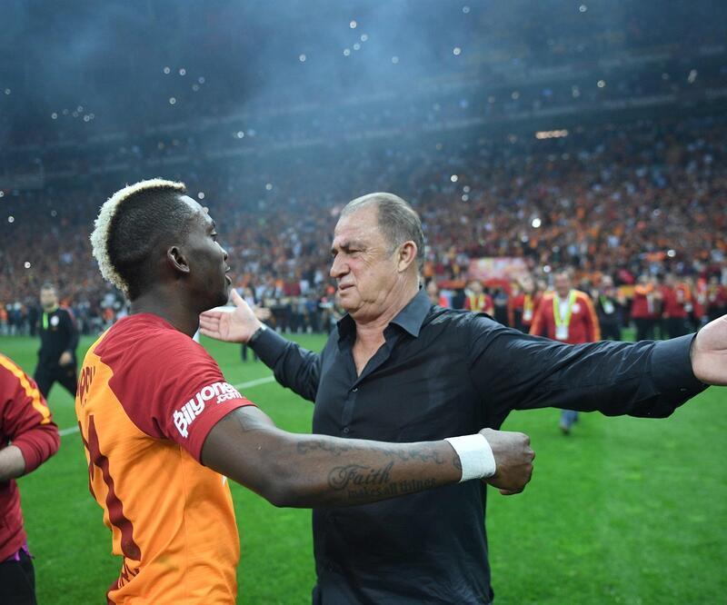 Galatasaray 2-1 Başakşehir / Maç Özeti