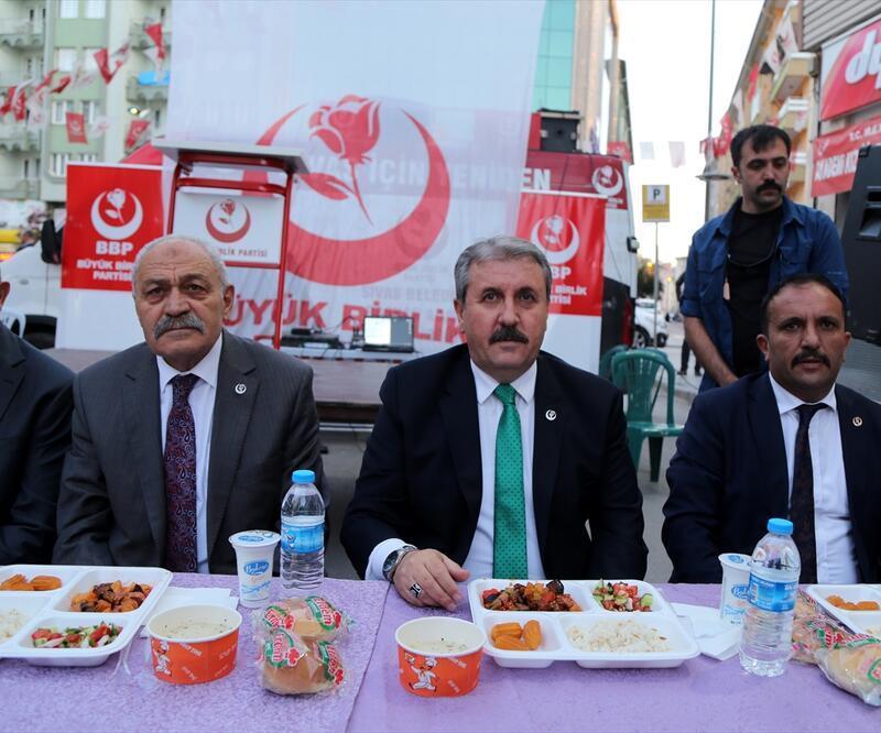 """""""PYD'ye, YPG'ye yapılacak harekattan asla vazgeçilmemeli"""""""