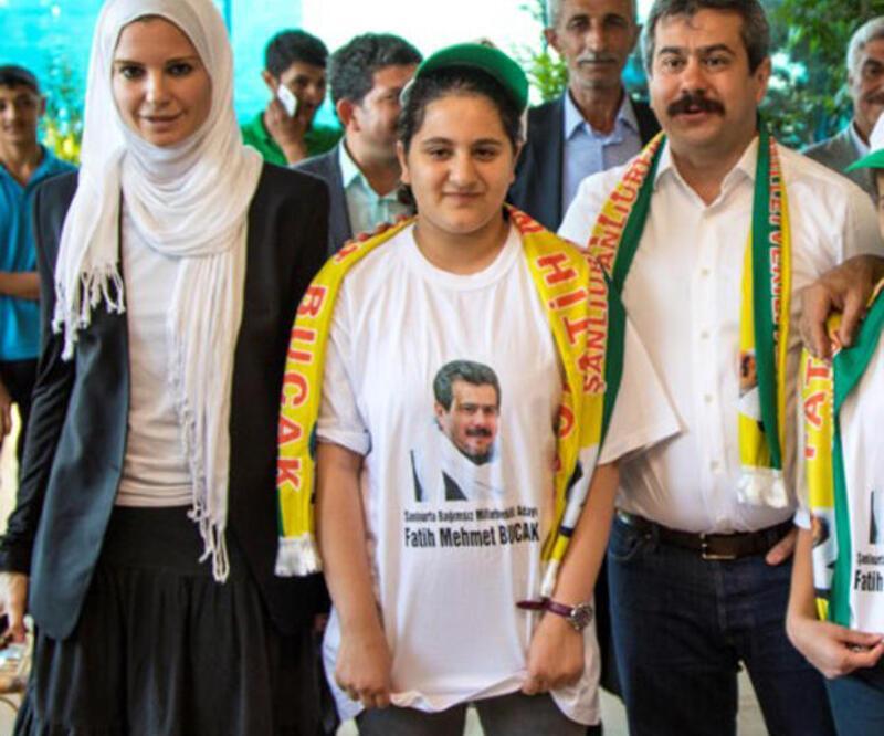Burcu Çetinkaya, Mehmet Fatih Bucak'tan boşandı