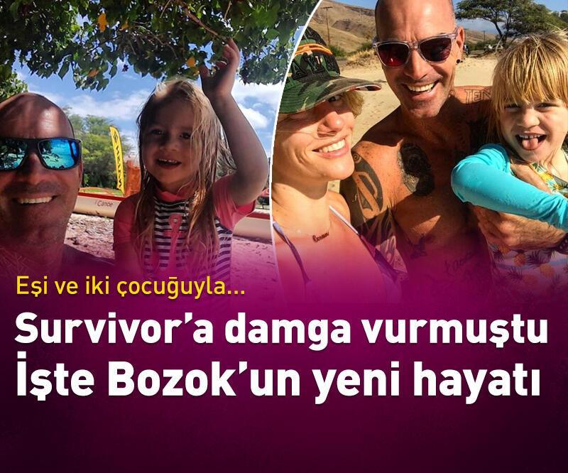 Son dakika: Survivor'ın efsane ismi Bozok'un yeni hayatı