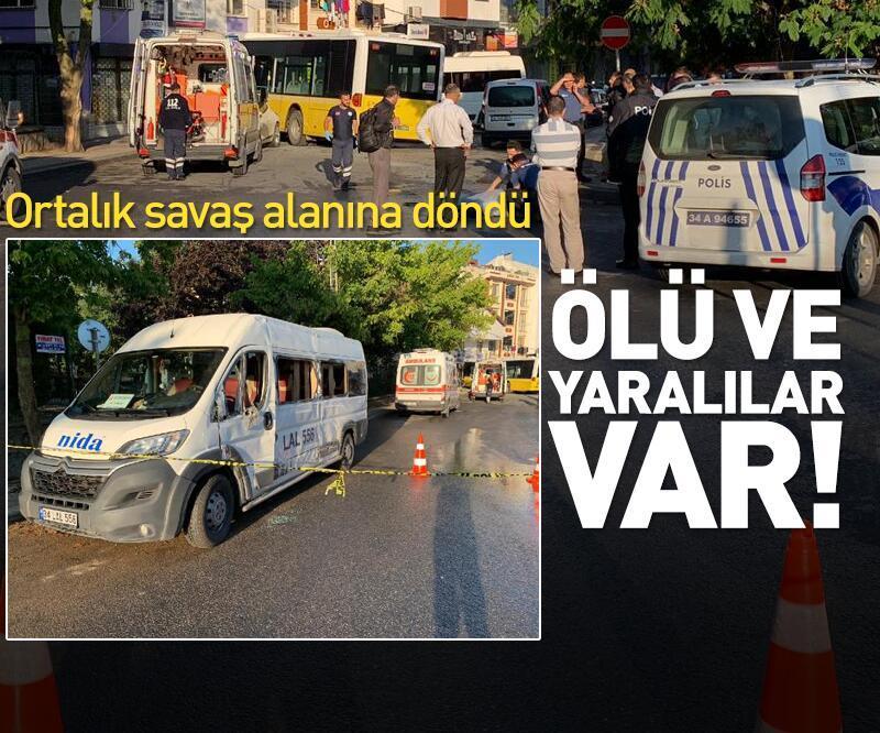 Son dakika: Sancaktepe'de feci kaza! Ölü ve yaralılar var...