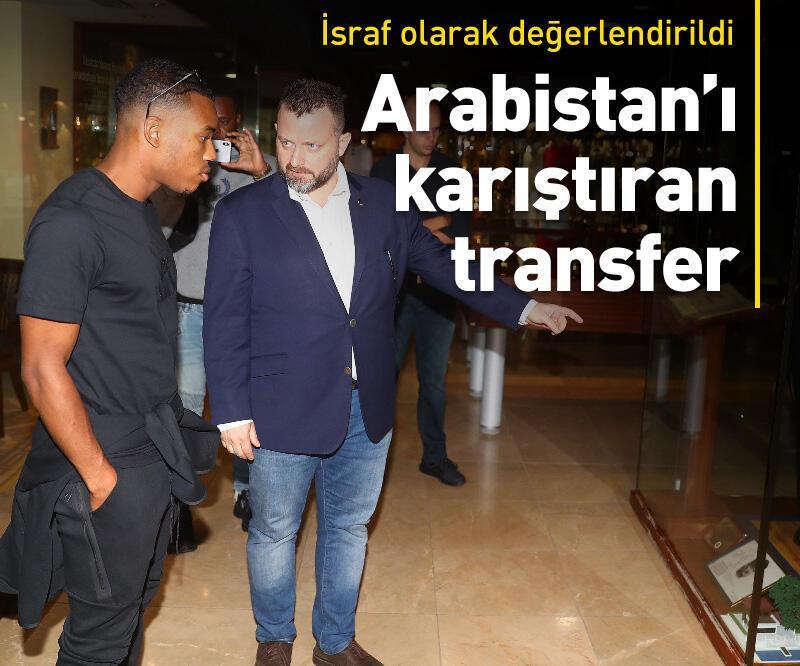 Son dakika: Rodrigues transferi ülkeyi karıştırdı