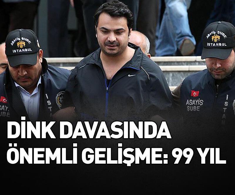 Son dakika: Hrant Dink davasında önemli gelişme: 99 yıl hapis cezası!
