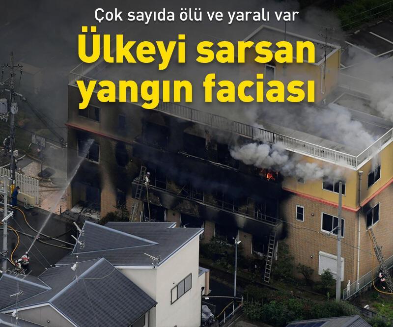Son dakika: Ülkeyi sarsan yangın faciası