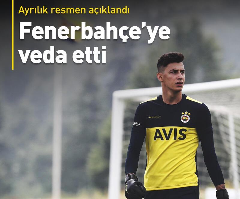 Son dakika: Fenerbahçe'ye veda etti