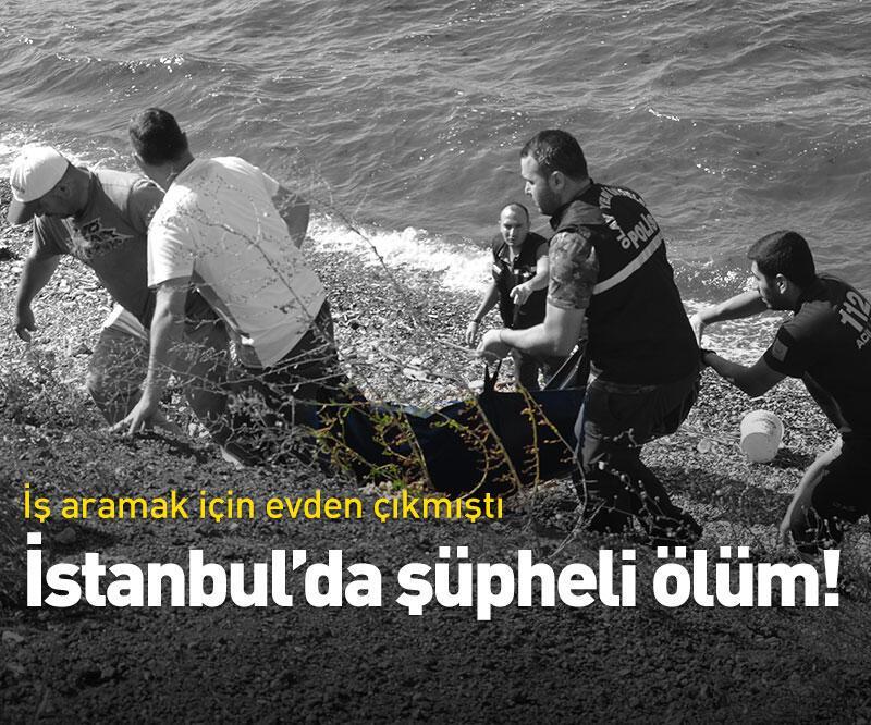 Son dakika: İstanbul'da şüpheli ölüm