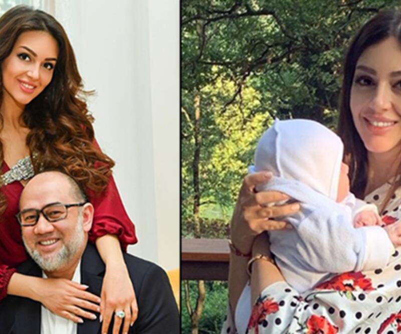Olay boşanma sonrası Rus güzellik kraliçesine şok suçlama: Bebek kraldan değil mi?