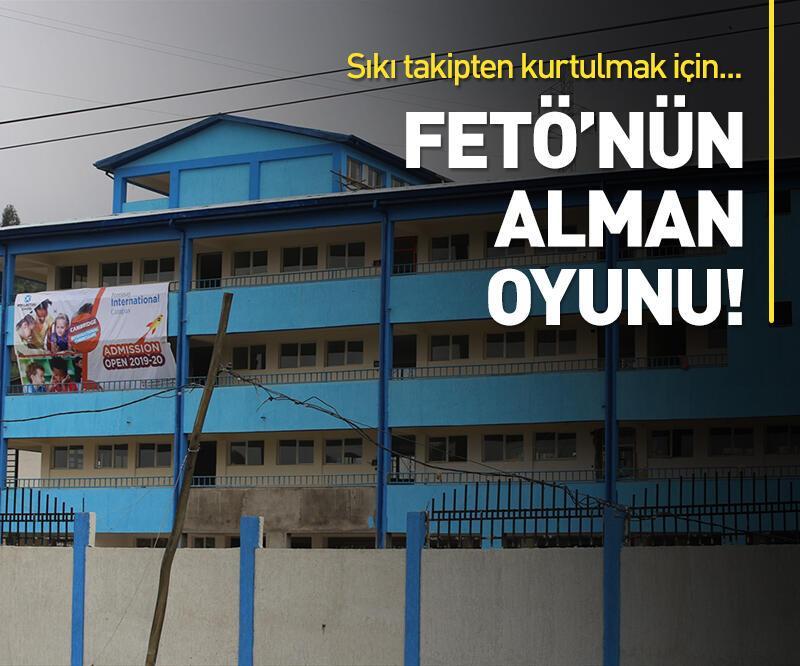 Son dakika: Etiyopya'da Alman kimliğine bürünen FETÖ yeni okul açıyor