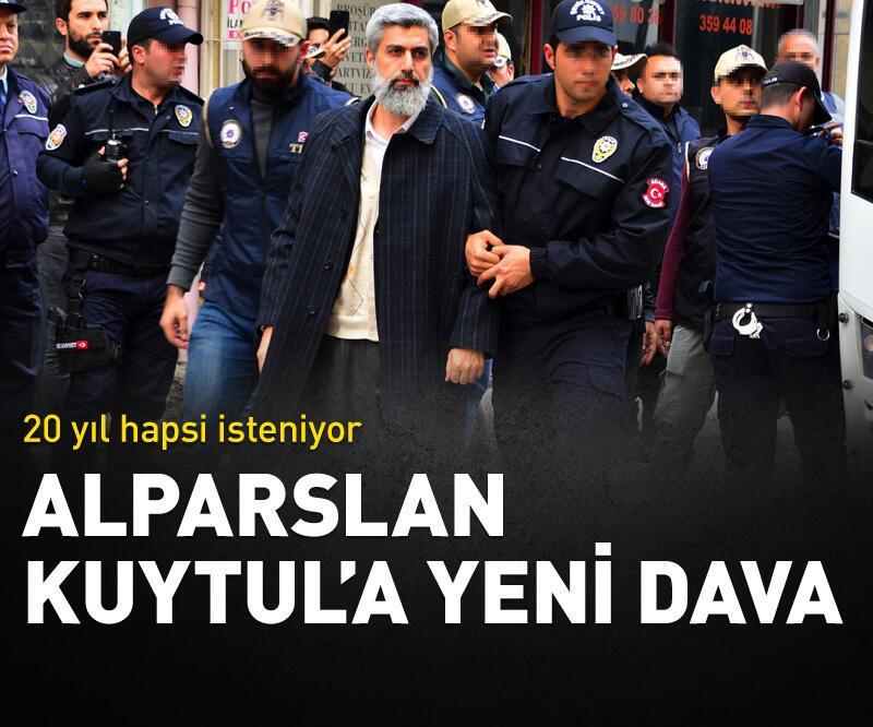 Son dakika: Alparslan Kuytul'a yeni dava
