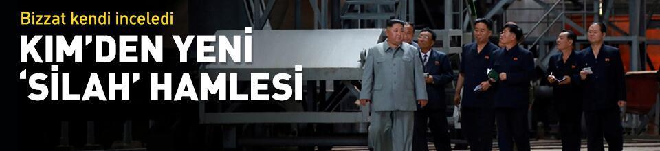 Kuzey Kore lideri Kim'den yeni hamle